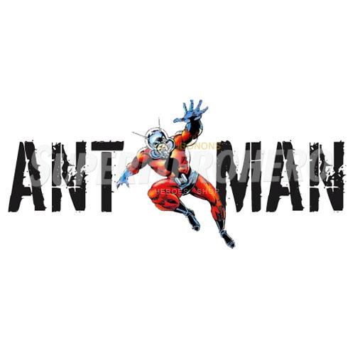 Custom Ant Man Iron on Transfers (Wall & Car Stickers) No.6481