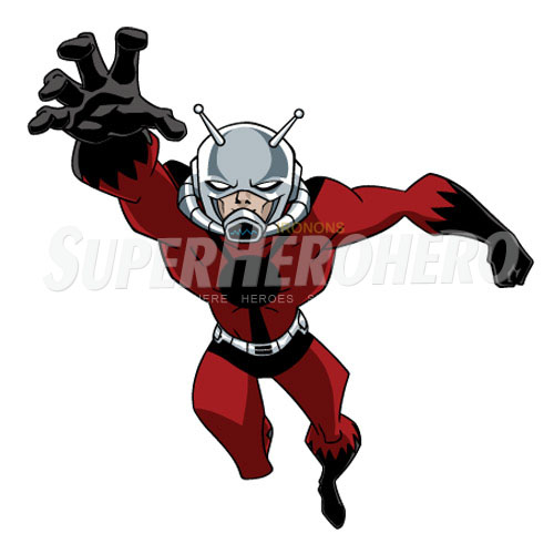 Custom Ant Man Iron on Transfers (Wall & Car Stickers) No.6484