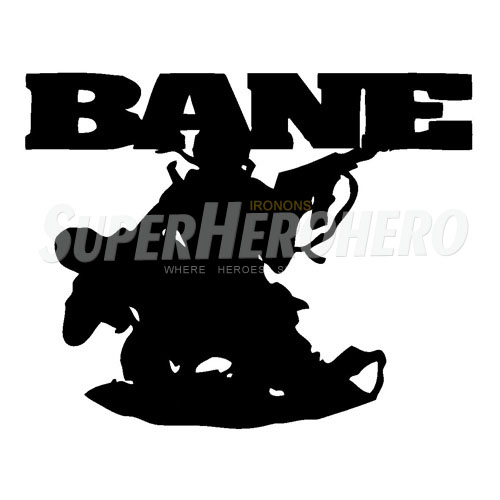 Custom Bane Iron on Transfers (Wall & Car Stickers) No.7382