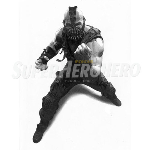 Custom Bane Iron on Transfers (Wall & Car Stickers) No.7383