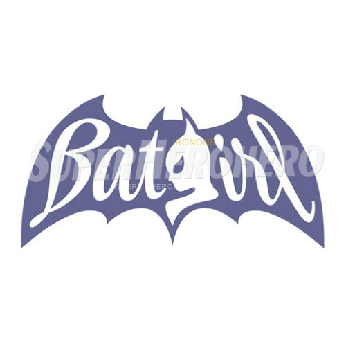 Custom Batgirl Iron on Transfers (Wall & Car Stickers) No.7404