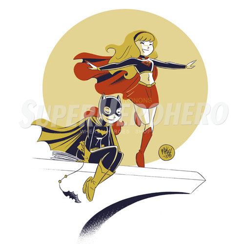 Custom Batgirl Iron on Transfers (Wall & Car Stickers) No.7421
