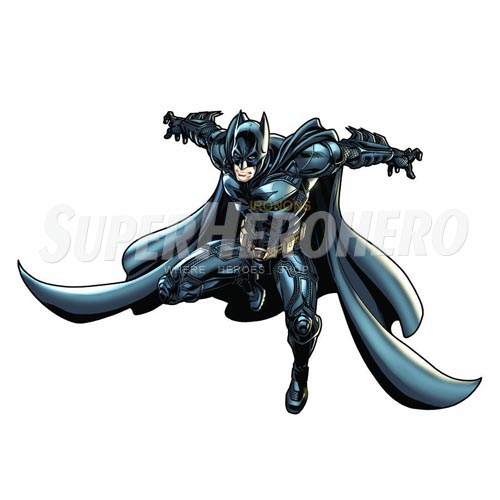 Personalized Batman Iron on Transfers (Wall & Car Stickers) No.2580