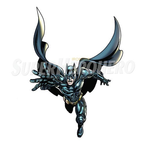 Personalized Batman Iron on Transfers (Wall & Car Stickers) No.2581
