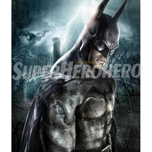 Personalized Batman Iron on Transfers (Wall & Car Stickers) No.2592
