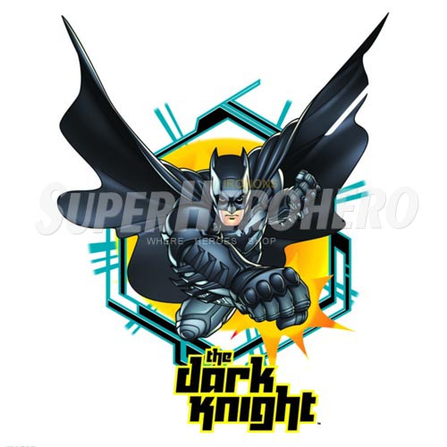 Personalized Batman Iron on Transfers (Wall & Car Stickers) No.2594