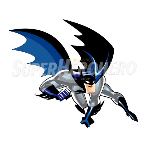 Personalized Batman Iron on Transfers (Wall & Car Stickers) No.2602