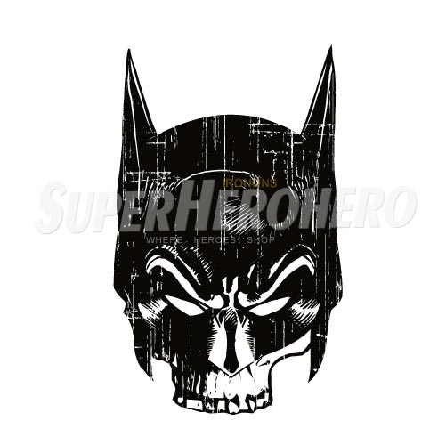 Personalized Batman Iron on Transfers (Wall & Car Stickers) No.2608