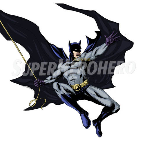 Personalized Batman Iron on Transfers (Wall & Car Stickers) No.2620