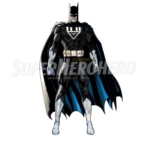 Personalized Batman Iron on Transfers (Wall & Car Stickers) No.2624