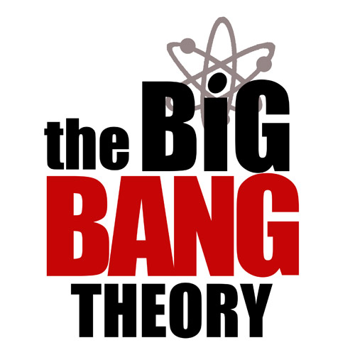 Custom big bang theory iron on transfers wall car stickers no 7423