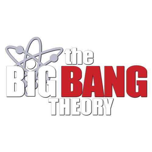 Custom Big Bang Theory Iron on Transfers (Wall & Car Stickers) No.7424