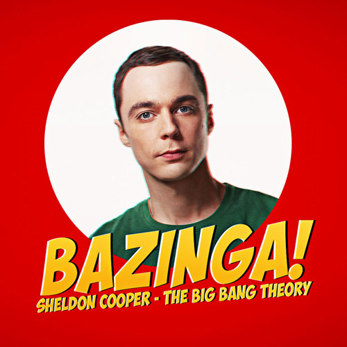 Custom Big Bang Theory Iron on Transfers (Wall & Car Stickers) No.7425