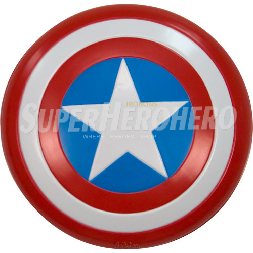 Designs Captain America Iron on Transfers (Wall & Car Stickers) No.4473