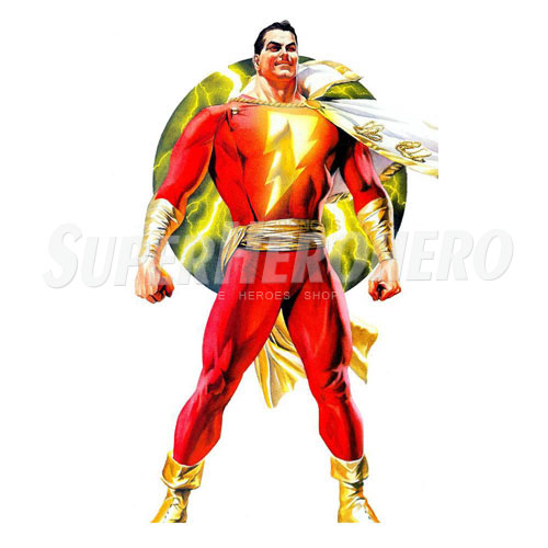 Custom Captain Marvel Iron on Transfers (Wall & Car Stickers) No.7469