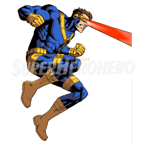 Custom Cyclops Marvel Iron on Transfers (Wall & Car Stickers) No.7568