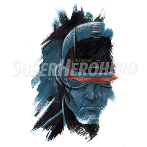 Custom Cyclops Marvel Iron on Transfers (Wall & Car Stickers) No.7571