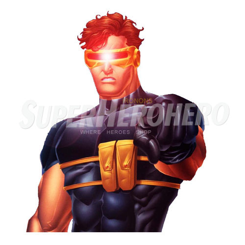 Custom Cyclops Marvel Iron on Transfers (Wall & Car Stickers) No.7576