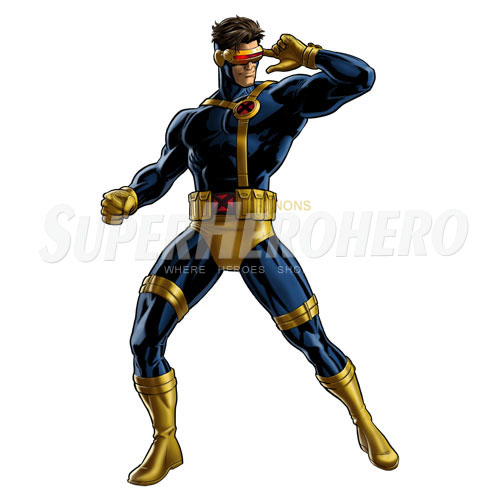 Custom Cyclops Marvel Iron on Transfers (Wall & Car Stickers) No.7585