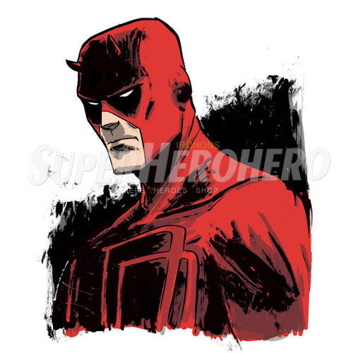 Custom Daredevil Iron on Transfers (Wall & Car Stickers) No.6825