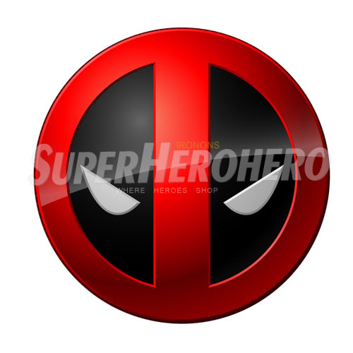 Designs Deadpool Iron on Transfers (Wall & Car Stickers) No.4937