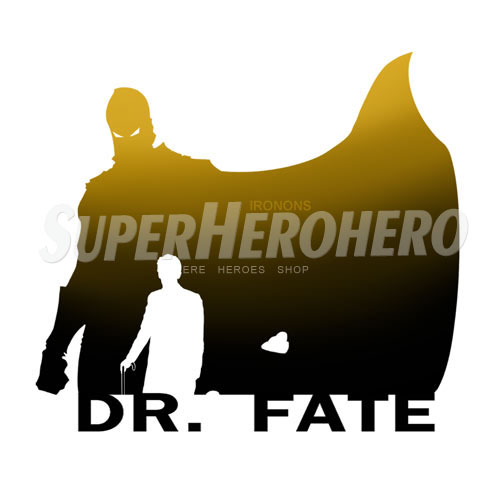 Custom Dr Fate Iron on Transfers (Wall & Car Stickers) No.7491