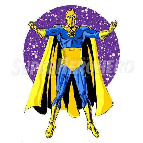 Custom Dr Fate Iron on Transfers (Wall & Car Stickers) No.7492