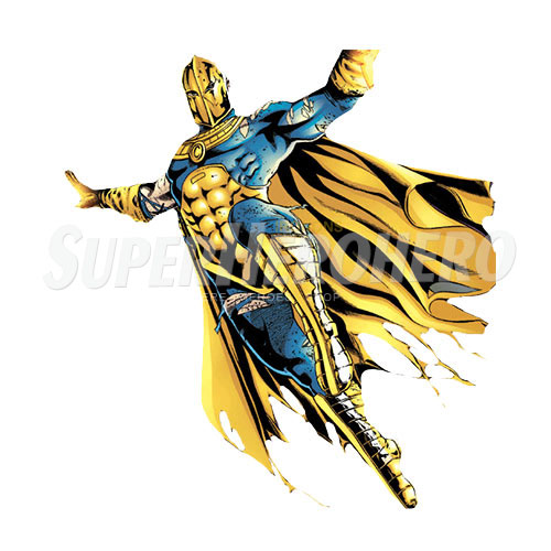 Custom Dr Fate Iron on Transfers (Wall & Car Stickers) No.7497