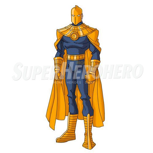 Custom Dr Fate Iron on Transfers (Wall & Car Stickers) No.7499