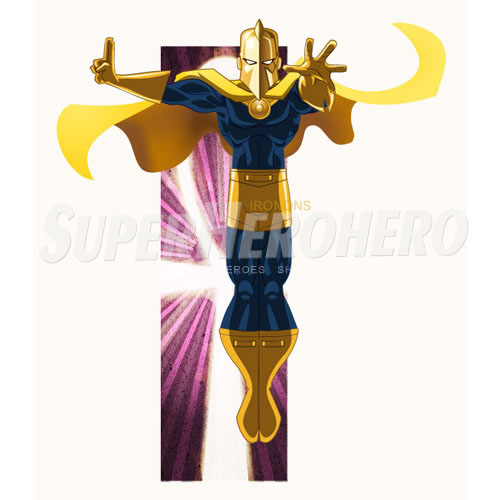 Custom Dr Fate Iron on Transfers (Wall & Car Stickers) No.7500