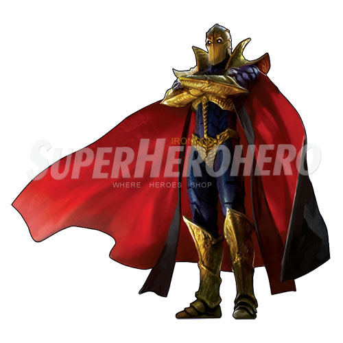 Custom Dr Fate Iron on Transfers (Wall & Car Stickers) No.7501