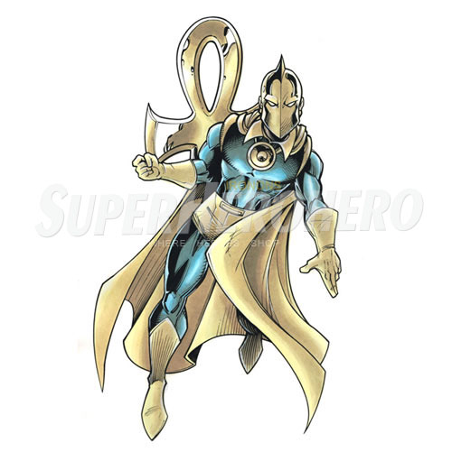 Custom Dr Fate Iron on Transfers (Wall & Car Stickers) No.7504