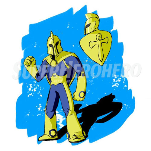 Custom Dr Fate Iron on Transfers (Wall & Car Stickers) No.7505