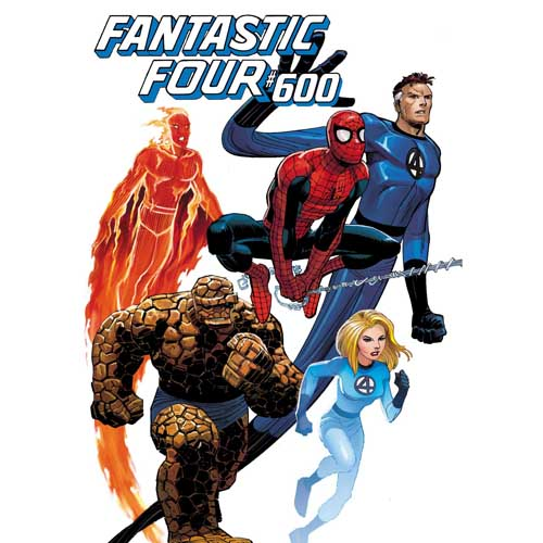 Designs Fantastic Four Iron on Transfers (Wall & Car Stickers) No.5956