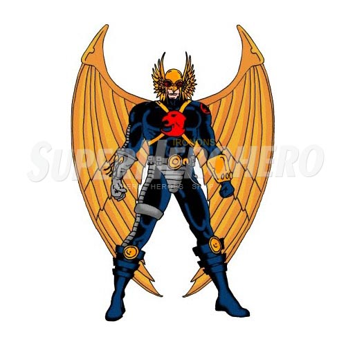 Custom Hawkman Iron on Transfers (Wall & Car Stickers) No.7648