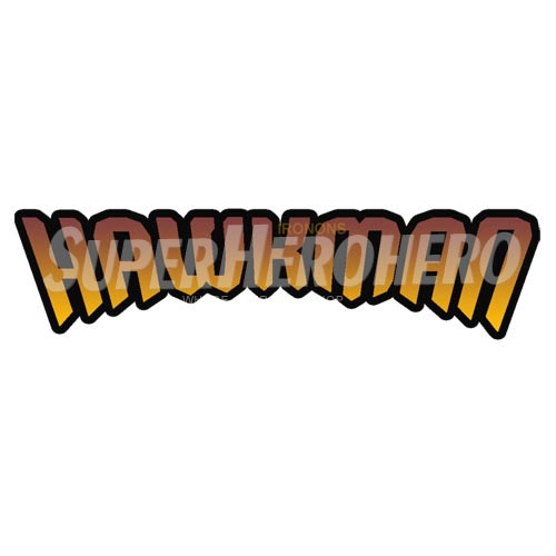 Custom Hawkman Iron on Transfers (Wall & Car Stickers) No.7652