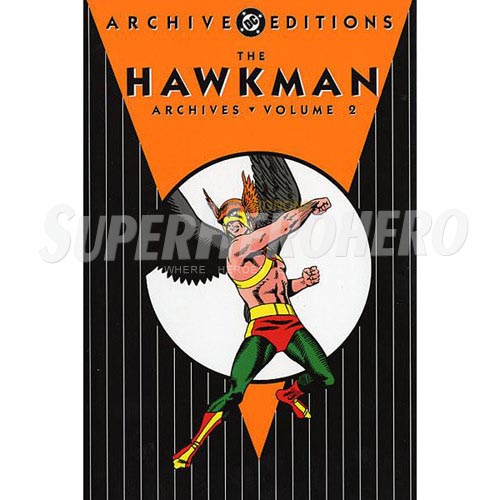Custom Hawkman Iron on Transfers (Wall & Car Stickers) No.7654