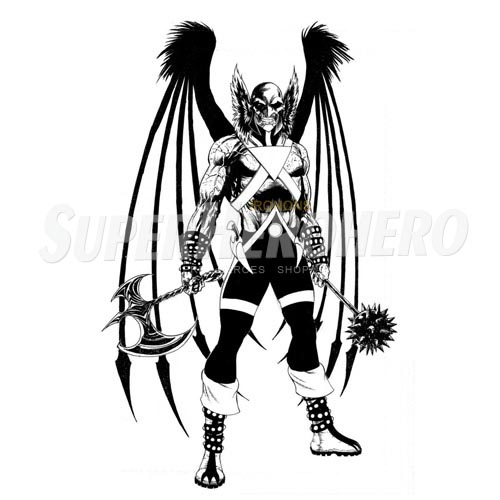 Custom Hawkman Iron on Transfers (Wall & Car Stickers) No.7660