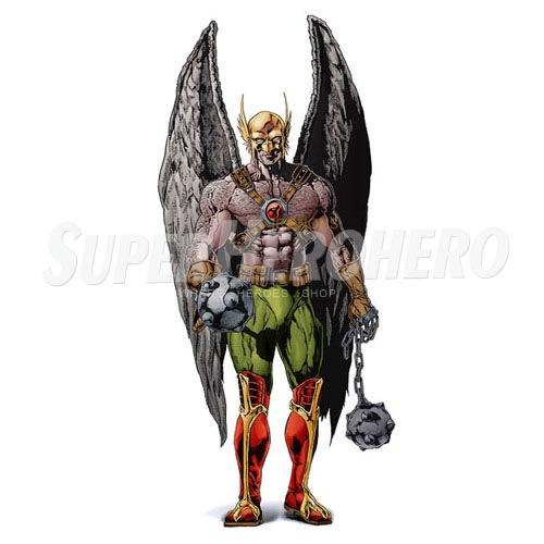 Custom Hawkman Iron on Transfers (Wall & Car Stickers) No.7661
