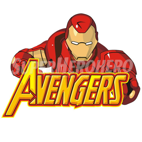 Designs Iron Man Iron on Transfers (Wall & Car Stickers) No.4573