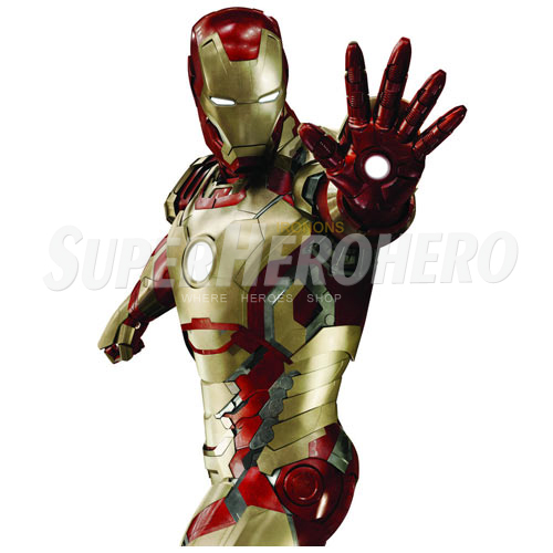 Designs Iron Man Iron on Transfers (Wall & Car Stickers) No.4577
