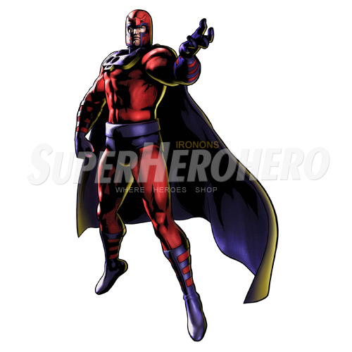 Custom Magneto Iron on Transfers (Wall & Car Stickers) No.7512