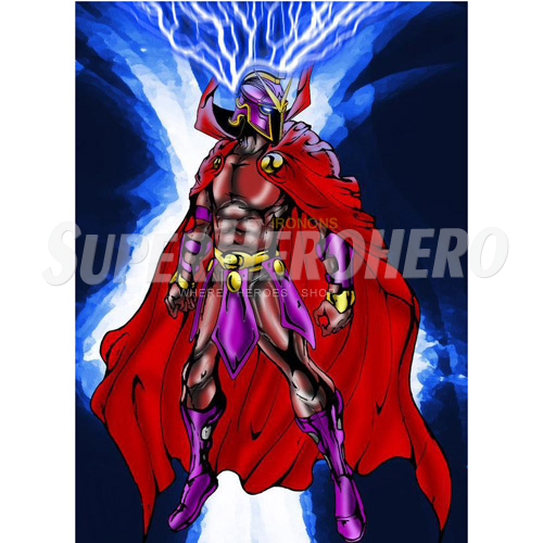 Custom Magneto Iron on Transfers (Wall & Car Stickers) No.7515