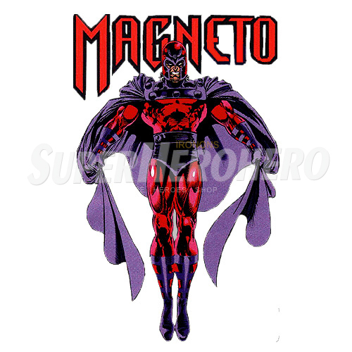 Custom Magneto Iron on Transfers (Wall & Car Stickers) No.7523