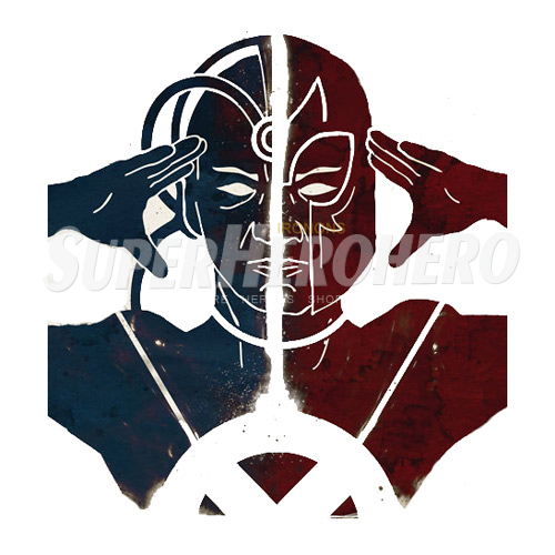 Custom Magneto Iron on Transfers (Wall & Car Stickers) No.7527