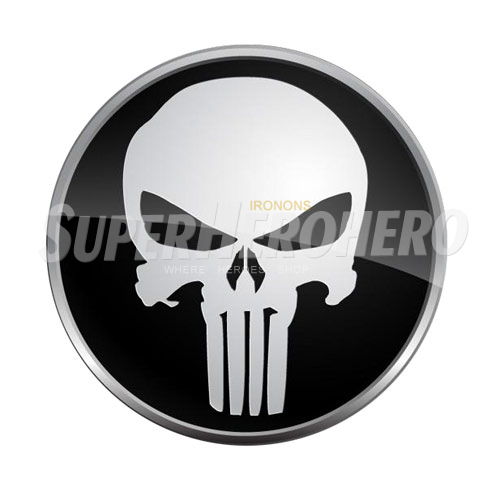 Designs Punisher Iron on Transfers (Wall & Car Stickers) No.5078