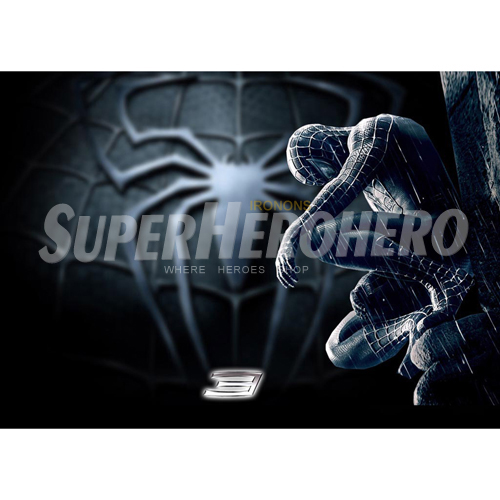Designs Spiderman Iron on Transfers (Wall & Car Stickers) No.4614