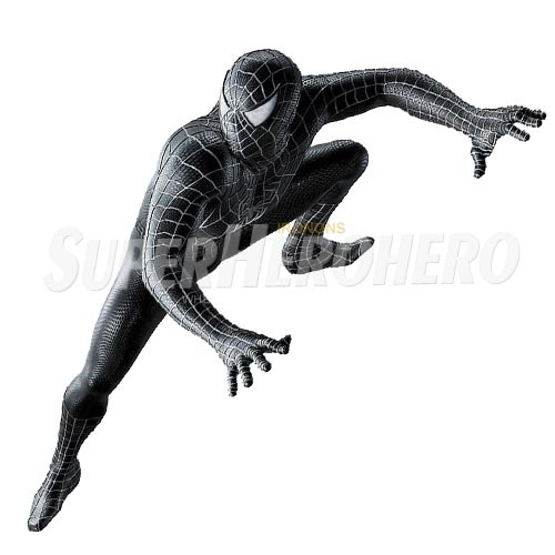 Designs Spiderman Iron on Transfers (Wall & Car Stickers) No.4635