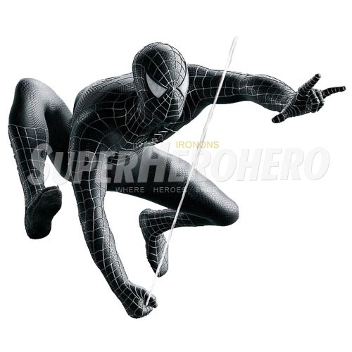 Designs Spiderman Iron on Transfers (Wall & Car Stickers) No.4644