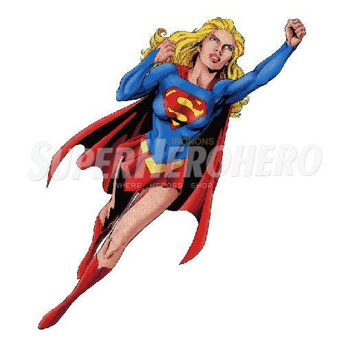Custom Supergirl Iron on Transfers (Wall & Car Stickers) No.7725